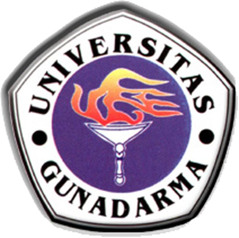 Home Page Universitas Gunadarma